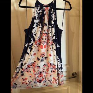Alfani halter dress